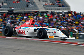 F4 US Championship<br /> Rounds 19-20<br /> Circuit of The Americas, Austin, TX USA<br /> Sunday 22 October 2017<br /> 96, Lawson Nagel<br /> World Copyright: Gavin Baker<br /> LAT Images