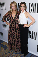BEVERLY HILLS, CA, USA - MAY 13: Sheryl Crow, Lisa Loeb at the 62nd Annual BMI Pop Awards held at the Regent Beverly Wilshire Hotel on May 13, 2014 in Beverly Hills, California, United States. (Photo by Xavier Collin/Celebrity Monitor)