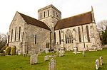 Amesbury Abbey church, Amesbury, Wiltshire, England, UK