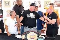 Celebrity Boxing 69 Press Conference