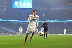 Mario Fernandes of CSKA - Manchester City vs. CSKA Moscow - UEFA Champions League - Etihad Stadium - Manchester - 05/11/2014 Pic Philip Oldham/Sportimage
