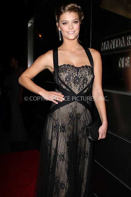 WWW.ACEPIXS.COM<br /> <br /> April 21 2014, New York City<br /> <br /> Nina Agdal arrives at the New Yorkers For Children's 11th Anniversary A Fool's Fete Spring Dance at the Mandarin Oriental Hotel on April 21, 2014 in New York City. <br /> <br /> <br /> By Line: Nancy Rivera/ACE Pictures<br /> <br /> <br /> ACE Pictures, Inc.<br /> tel: 646 769 0430<br /> Email: info@acepixs.com<br /> www.acepixs.com