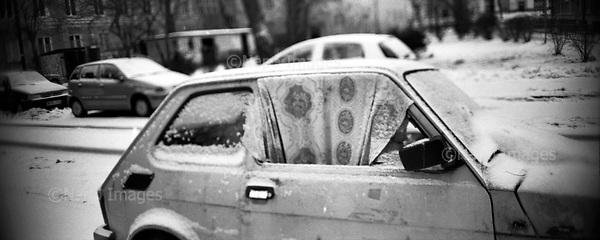 Warsaw 2010 Poland. The Warsaw Ghetto was established for the Jewish population of Warsaw by Germans during their II Word War occupation of Poland. It existed from  October 2,1940 until May 16, 1943. There are very few remnants left of the Ghetto. It covered today's city quarters of Muranow, Nowolipki, Mirow, Nowe Miasto and part of Center Warsaw. Pawia street..photo Maciej Jeziorek/Napo Images.Warszawa 2010 Polska. Getto warszawskie za?ozone dla ludno?ci zydowskiej przez okupacyjne w?adze niemieckie istnialo na terenie Warszawy od 2 pa?dziernika 1940  do 16 maja 1943. Nie pozostaly po nim w zasadzie zadne fizyczne slady. Dzis to tereny  m.in. Muranowa, Nowolipek, Mirowa, Nowego Miasta i czesc scislego centrum Warszawy. Ulica Pawia. fot. Maciej Jeziorek/Napo Images