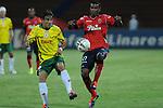 Independiente Medellín, único invicto del Finalización, goleó 4-1 a Real Cartagena de local y quedó como líder, con un partido menos
