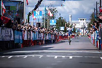 Aimé De Gendt (BEL/Wanty Gobert) wins the Antwerp Port Epic 2019 <br /> <br /> One Day Race: Antwerp > Antwerp 187km<br /> <br /> ©kramon