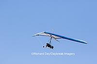62995-00609 Hang Glider at Torrey Pines Gliderport La Jolla, CA