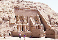 Abu Simbel Temple, Aswan, Egypt