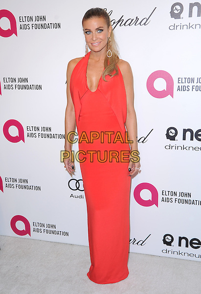 Carmen Electra attends the 2014 Elton John AIDS Foundation Academy Awards Viewing Party in West Hollyood, California on March 02,2014                                                                               <br /> CAP/DVS<br /> &copy;DVS/Capital Pictures