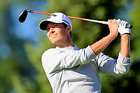 Jens Fahrbring (SWE) during the first round of the Lyoness Open powered by Organic+ played at Diamond Country Club, Atzenbrugg, Austria. 8-11 June 2017.<br /> 08/06/2017.<br /> Picture: Golffile | Phil Inglis<br /> <br /> <br /> All photo usage must carry mandatory copyright credit (&copy; Golffile | Phil Inglis)