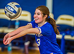 2013-10-27 NCAA: Yeshiva at Mount Saint Vincent Women's Volleyball