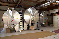 stainless steel tanks f e trimbach ribeauville alsace france