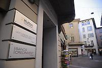 - Lugano, offices of financial companies....- Lugano, sedi di società finanziarie