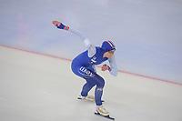 SPEEDSKATING: HAMAR: Vikingskipet, 28-02-2020, ISU World Speed Skating Championships, Sprint, 500m Ladies, Hege Bøkko (NOR), ©photo Martin de Jong