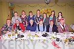 Members of the Cahersiveen Guild of the ICA held their Christmas party at The Ring of Kerry Hotel on Friday night last pictured front l-r; Maureen Griffin, Lena Coffey, Bride Roper, Joan Griffin, Breda Landers, Annette Fitzpatrick, back l-r; Maureen Murphy, Mary O'Connor, Ann O'Sullivan, Mary Sheehan, Maura Corcoran, Mary McCarthy & Lisa Golden.