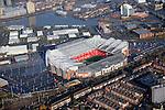 Old Trafford Aerial Views