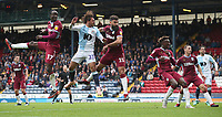 Blackburn Rovers' Bradley Dack has a goal disallowed <br /> <br /> Photographer Rachel Holborn/CameraSport<br /> <br /> The EFL Sky Bet Championship - Blackburn Rovers v Aston Villa - Saturday 15th September 2018 - Ewood Park - Blackburn<br /> <br /> World Copyright &copy; 2018 CameraSport. All rights reserved. 43 Linden Ave. Countesthorpe. Leicester. England. LE8 5PG - Tel: +44 (0) 116 277 4147 - admin@camerasport.com - www.camerasport.com