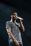 Trey Songz Performs onstage during Power 105.1's Powerhouse 2014 at Barclays Center, Brooklyn, NY