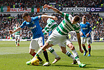 Jason Holt with Patrick Roberts and Mikael Lustig
