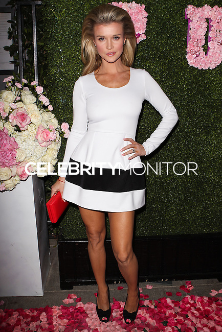 WEST HOLLYWOOD, CA, USA - MAY 13: Joanna Krupa at the Pump Lounge Grand Opening Hosted By Lisa Vanderpump And Ken Todd held at Pump Lounge on May 13, 2014 in West Hollywood, California, United States. (Photo by Celebrity Monitor)