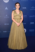 Florence Pugh at the British Independent Film Awards 2017 at Old Billingsgate, London, UK. <br /> 10 December  2017<br /> Picture: Steve Vas/Featureflash/SilverHub 0208 004 5359 sales@silverhubmedia.com