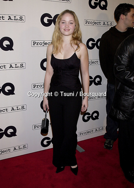 Erika Christensen at the GQ Magazine for Hollywood issue. The party was in Los Angeles<br />           -            ChristensenErika01.jpg