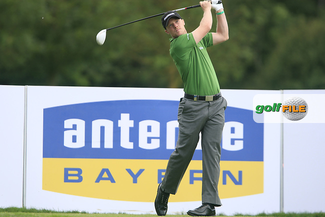 David Horsey (ENG) tees off on the 11th tee during Day 2 of the BMW International Open at Golf Club Munchen Eichenried, Germany, 24th June 2011 (Photo Eoin Clarke/www.golffile.ie)