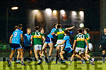 Jack Barry Kerry in action against Brian Fenton Dublin during the Allianz Football League Division 1 Round 3 match between Kerry and Dublin at Austin Stack Park in Tralee, Kerry on Saturday night.