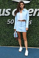 Sara Sampaio <br /> US Open Tennis 9-9-2018<br /> Photo by John Barrett/PHOTOlink