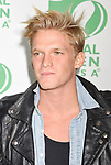 LOS ANGELES, CA - FEBRUARY 22: Singer-songwriter Cody Simpson arrives at the 14th Annual Global Green Pre-Oscar Gala at TAO Hollywood on February 22, 2017 in Los Angeles, California.