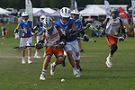 No Excuse vs. Crossfire Orange in the Country Lax Fest in Goodlettsville, Tenn. on Saturday, June 3, 2017.