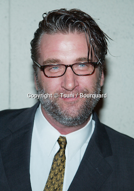 Daniel Baldwin arriving at the Norby's Walters 21th Annual Pre-Holiday Christmas Party at the Friars Club in Los Angeles. November 24, 2002.