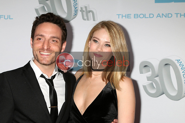 """Guest, Kim Matula<br /> at the """"The Bold and The Beautiful"""" 30th Anniversary Party, Clifton's Downtown, Los Angeles, CA 03-18-17<br /> David Edwards/DailyCeleb.com 818-249-4998"""