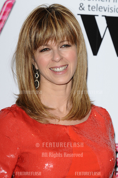 Kate Garraway arriving for the Women in Film and Tv Awards 2012 at the Park Lane Hilton, London. 07/12/2012 Picture by: Steve Vas / Featureflash