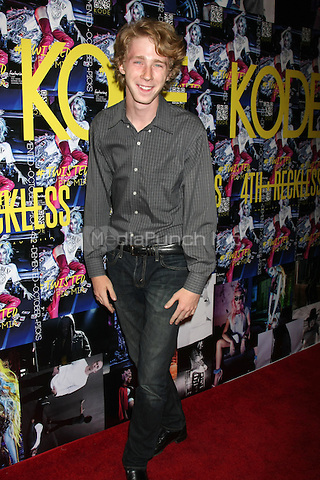 LOS ANGELES - SEPTEMBER 23: Joey Luthman at the KODE Magazine October 2015 Issue Party at the The Well on September 23, 2015 in Los Angeles, CA . Credit: David Edwards/MediaPunch