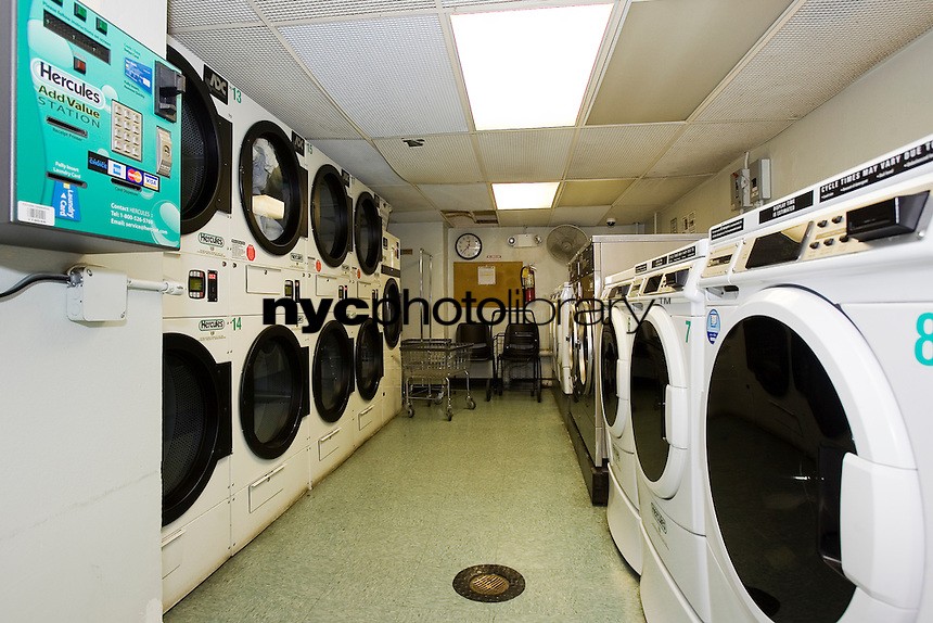 Laundry Room at 401 East 86th Street