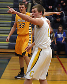 Rochester Adams at Clarkston, Boys Varsity Basketball, 12/18/12