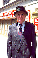 Jack Warden 1986 NYC by Jonathan Green