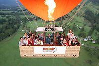 20160221 February 21 Hot Air Balloon Gold Coast