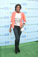 SANTA MONICA, CA - OCTOBER 21:  Coco Jones at the Mattel Party On The Pier Benefiting Mattel Children's Hospital UCLA - Red Carpet at Pacific Park at Santa Monica Pier on October 21, 2012 in Santa Monica, California. © mpi20/MediaPunch Inc. /NortePhoto