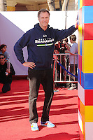 WWW.BLUESTAR-IMAGES.COM  Actor Will Ferrell arrives at the Los Angeles premiere of 'The Lego Movie' held at Regency Village Theatre on February 1, 2014 in Westwood, California.<br /> Photo: BlueStar Images/OIC jbm1005  +44 (0)208 445 8588