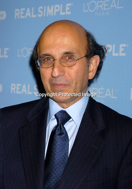 """Schools Chancellor Joel Klein ..at The Real simple Magazine's Get Organized New York"""" ..Benefit Dinner on October 13, 2004 at Jazz at Lincoln Center . This event benefits The Fund for Public Schools...Photo by Robin Platzer, Twin Images"""