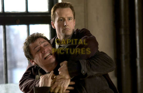 DOMINIC WEST & LINUS ROACHE.in The Forgotten.*Editorial Use Only*.www.capitalpictures.com.sales@capitalpictures.com.Supplied by Capital Pictures.