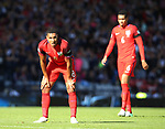England's Jake Livermore looks on dejected during the FIFA World Cup Qualifying match at Hampden Park Stadium, Glasgow Picture date 10th June 2017. Picture credit should read: David Klein/Sportimage