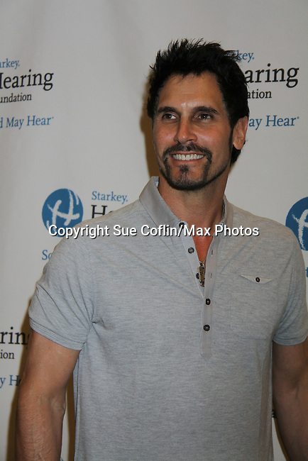 The Bold and The Beautiful Don Diamont attends the Starkey Hearing Foundation event on June 18, 2011 at the Las Vegas Hilton, Las Vegas, Nevada. (Photo by Sue Coflin/Max Photos)