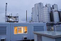 "Europa Deutschland , Petrotec AG in Oede Herstellung von Biodiesel aus Speisefetten und - oelen von Grosskuechen Restaurants Mc Donalds Burger King usw. - Energie Kraftstoffe | Europe Germany GER biodiesel plant of Petrotec AG in Oede , biodiesel production from used cooking oil collected from restaurants like Mc Donalds Burger King and others .  -  biofuel fuels Diesel .| [ copyright (c) Joerg Boethling / agenda , Veroeffentlichung nur gegen Honorar und Belegexemplar an / publication only with royalties and copy to:  agenda PG   Rothestr. 66   Germany D-22765 Hamburg   ph. ++49 40 391 907 14   e-mail: boethling@agenda-fototext.de   www.agenda-fototext.de   Bank: Hamburger Sparkasse  BLZ 200 505 50  Kto. 1281 120 178   IBAN: DE96 2005 0550 1281 1201 78   BIC: ""HASPDEHH"" ,  WEITERE MOTIVE ZU DIESEM THEMA SIND VORHANDEN!! MORE PICTURES ON THIS SUBJECT AVAILABLE!! ] [#0,26,121#]"