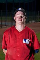 Baseball - MLB European Academy - Tirrenia (Italy) - 20/08/2009 - Robin Lausen (Sweden)