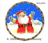 GIORDANO, CHRISTMAS SANTA, SNOWMAN, WEIHNACHTSMÄNNER, SCHNEEMÄNNER, PAPÁ NOEL, MUÑECOS DE NIEVE, paintings+++++,USGI2263A,#X#
