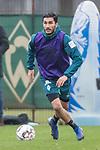 21.02.2019, Trainingsgelaende am Weserstadion, Bremen, GER, 1.FBL, Training SV Werder Bremen<br /> <br /> im Bild<br /> Nuri Sahin (Werder Bremen #17), <br /> <br /> Foto © nordphoto / Ewert