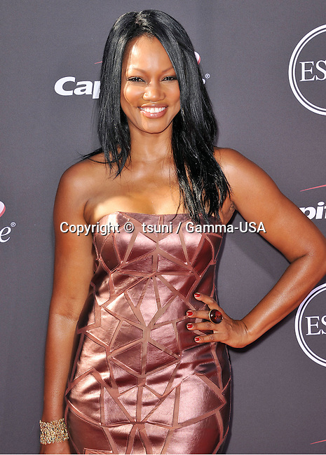 Garcelle Beauvais  at the ESPY 2013 Awards at the Nokia Theatre In Los Angeles.