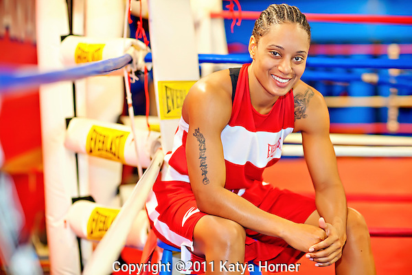 USA Women's Boxing